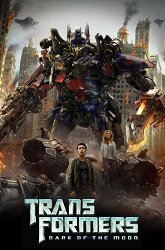 Постер Трансформеры-3: Темная сторона Луны
