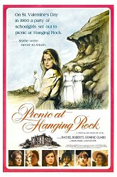 Постер Пикник у Висячей скалы