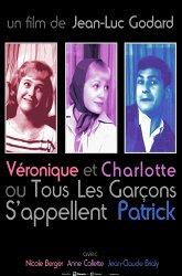 Постер Шарлотта и Вероника, или Всех парней зовут Патрик