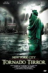 Постер Ужас торнадо в Нью-Йорке