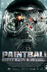 Постер Пейнтбол