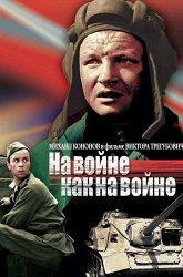 Постер На войне как на войне