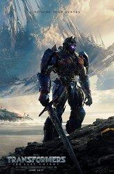 Постер Трансформеры: Последний рыцарь