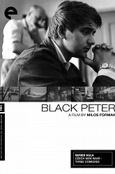 Постер Черный Петр