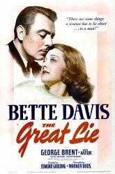 Постер Великая ложь