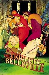 Постер Трио из Бельвиля