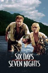 Постер Шесть дней, семь ночей