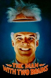 Постер Человек с двойным мозгом