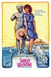 Постер Ширли Валентайн