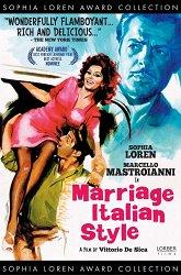 Постер Брак по-итальянски