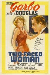 Постер Двуликая женщина