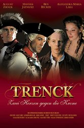 Постер Тренк. Любовь против короны
