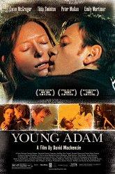 Постер Молодой Адам