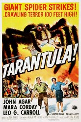 Постер Тарантул