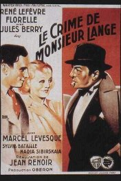 Преступление господина Ланжа / Le Crime de Monsieur Lange