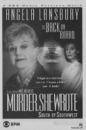 Она написала убийство: На юг через юго-запад / Murder, She Wrote: South by Southwest