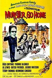 Монстер, убирайся вон! / Munster, Go Home!