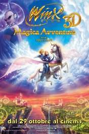 Winx Club: Волшебное приключение / Winx Club 3D: Magic Adventure