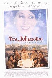 Чай с Муссолини / Tea With Mussolini
