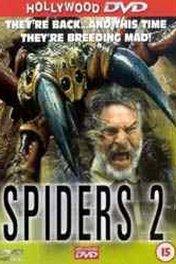 Пауки-2 / Spiders II: Breeding Ground