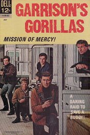 Гориллы Гаррисона / Garrison's Gorillas