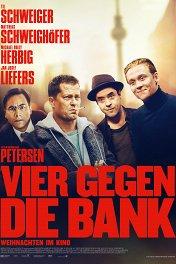 Четверо против банка / Vier gegen die Bank