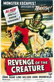 Месть Создания из Черной лагуны / Revenge of the Creature
