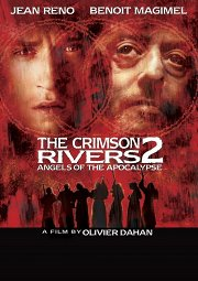 Постер Багровые реки-2: Ангелы апокалипсиса