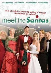 Постер Знакомьтесь, семья Санта-Клауса