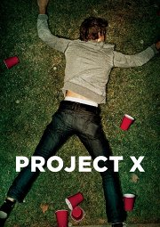 Постер Проект X: Дорвались