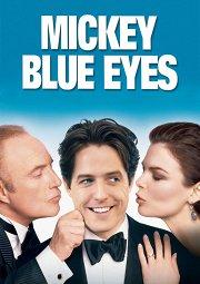 Постер Голубоглазый Микки