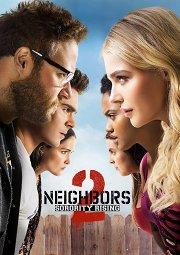 Постер Соседи: На тропе войны-2