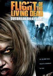 Постер Полет живых мертвецов