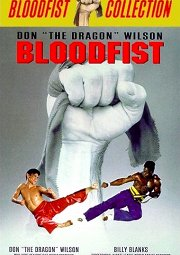 Постер Кровавый кулак