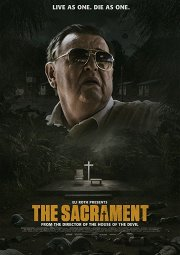 Постер The Sacrament