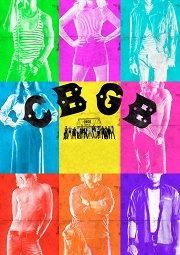 Постер Клуб CBGB