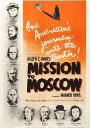 Постер Миссия в Москву