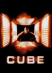 Постер Куб