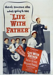 Постер Жизнь с отцом