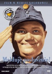 Постер Швейк на фронте