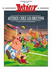 Постер Астерикс в Британии