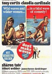 Постер Не гони волну