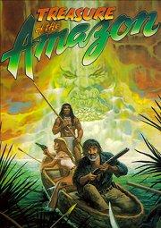 Постер Сокровища Амазонки