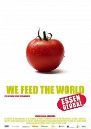 Постер Мы кормим этот мир