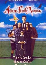Постер Семейка Аддамс: Воссоединение