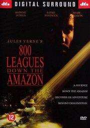 Постер 800 лье по Амазонке