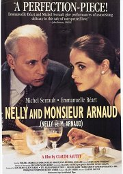 Постер Нелли и месье Арно