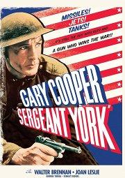Постер Сержант Йорк