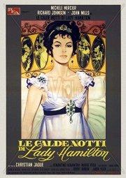Постер Леди Гамильтон: Между бесчестьем и любовью