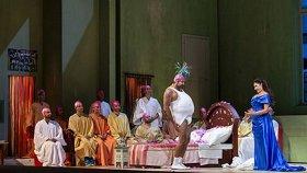 Salzburger Festspiele: Итальянка в Алжире